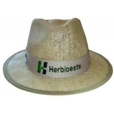 Chapéu de Juta Australiana natural com aba de 6,5 cm