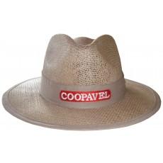 Chapéu Australiano natural com forro